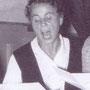 Emilie Hiebner-Möbius um 1950