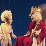 Der kleine Prinz (mit König)