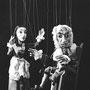 Serpina und Uberto, Figuren von Faustina Iselin