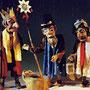 """Die """"Heiligen Drei Könige""""."""