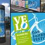 VELO Das Fahrradfestival_Werbemittel