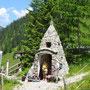 Bergkapelle neben der Binsalm