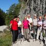 Schluchtenwanderung durch das Rettenbachtal