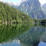 Am Anreisetag - Piburgersee