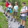 Am Adlerweg zur Lamsenjochhütte