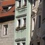 Das schmalste Hotel von Prag