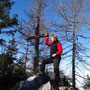 Am Gipfel desTamberg