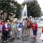 Brunnen in Lugano