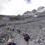 Am Weg zur Hintergrathütte