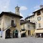 Hauptplatz von Orta D. Giulio