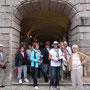 Eingand zum Borromäischen Palast