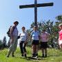 Gipfel Gamsstein (1273m)