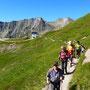 4. Tag - am Murmeltierweg zum Furglersee