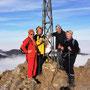 Am Gipfel des Schobersteines