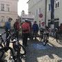 Der Start in Ternberg