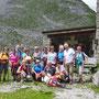 Bergkapelle bei der Lamsenjochhütte
