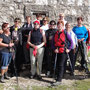 Wanderinnen an der Strudelkopfscharte