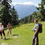 Am Weg zum Grabnerstein