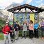 3. Tag Bergstation Kreuzjoch - Genußwanderer