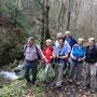 Am Weg zum Rinnerberger Wasserfall
