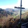 Gipfelkreuz am Rotstein