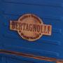 Logo, individuell, Holz, gelasert