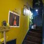 AU HIBOU -  restaurant Caf'Art . 21 rue St Julien - ALBI