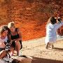 making off Taller de Retrato 2013 Ibiza - foto de Raquel Povedano