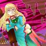 """<div class=""""lef""""><a href=""""http://shichikizunaer.nomaki.jp/"""" target=""""_blank"""">aerさん</a>がスイナのイラストをリメイクしてくださいました!<br>大人っぽい絵柄が素敵です♪ありがとうございます!</div>"""