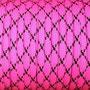 neon pink-black x