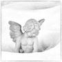 L'ange dans la neige