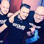 TmgK, Patrick Hofmann & Chico Chiquita at 120dB Label Night (L1, Leipzig)