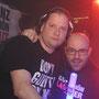 Greg Silver & Chico Chiquita at 120dB Label Night (Nova, Darmstadt)