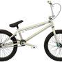 """BMX Testbike: Norco Volt BMX, 20.5"""", flat silver, Statt 479.00 CHF nur noch 240.00 CHF - minus 50 %."""