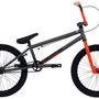 """BMX Testbike: Norco Deviant BMX, 20.5"""", flat grey/orange, Statt 699.00 CHF nur noch 350.00 CHF - minus 50 %."""