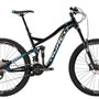 Enduro Testbike: Range SE Aluminium 650B 2014, Black/White/Blue, Grösse Medium: Statt 4'999 CHF nur noch 2'500 CHF - minus 50 %.