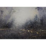 果たされなかった夢のかけら 2017 Oil,wax,mineral pigment on lawn with plaster stretched wood panel 50×91(cm)