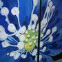 Горный синий цветок 90х50 (акрил)