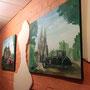 Картины интерьерные Города мира 90х60 (акрил)