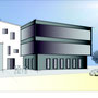 Entwurf Produktionserweiterung / Industriebau (Gera)