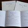 Entwicklung individueller Hochzeitskarten