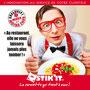 Stikit (Lyon) : Plaquette commerciale