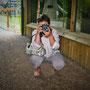 ..mit der Mama in den Zoo geht.. :)