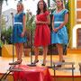 """Das Trio """"Lollipop"""" bzw. """"SMS"""" in der Generalprobe"""
