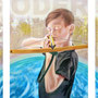 4 Friss oder stirb, Acryl auf Leinwand, 100 x 240 cm, 2014