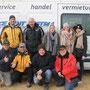 Gruppenfoto - vielen Dank an Race Rent Austria