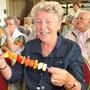 Andrea Weinke-Lau, Verein Gross Laasch Flexibel e.V. - Senioren aus Neustadt Glewe zu Besuch in Groß Laasch
