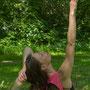 Yam Yam Yoga im Augsburger Stadtpark -mit der Natur im Einklang.