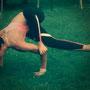 Yoga immer und überall! Auch fortgeschrittene Asanas!