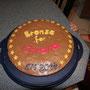 Bronze-Kuchen
